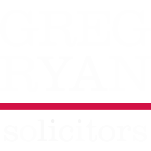 Greg Ryan Solicitors logo