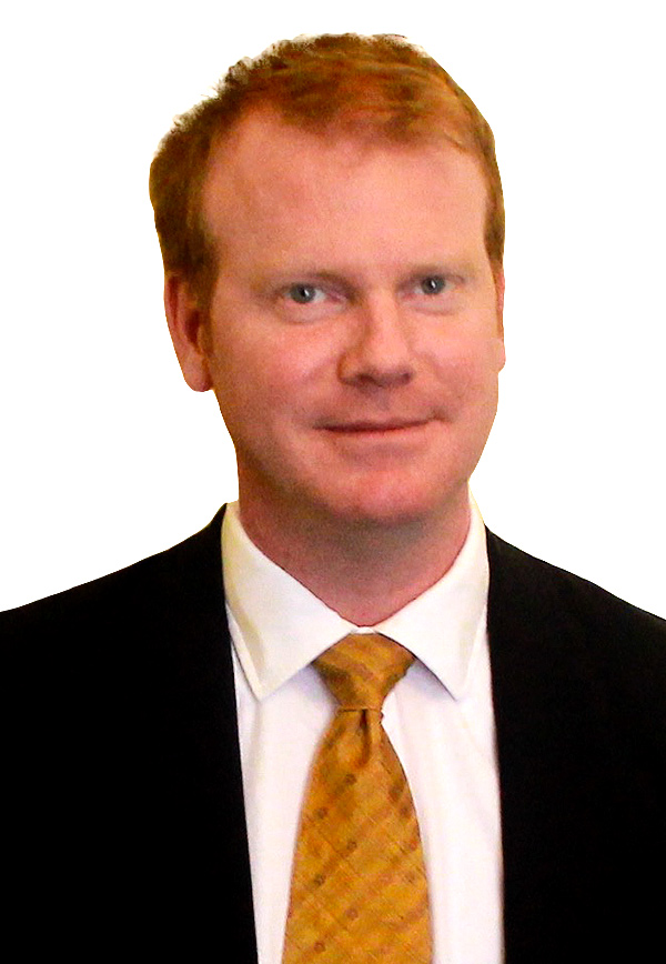 Graham Fettig of Greg Ryan Solicitors